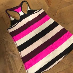 Lululemon workout/yoga tank, size 12